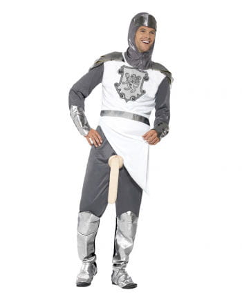 Knight costume with penis