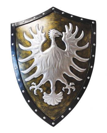 Ritter Schild mit Adler