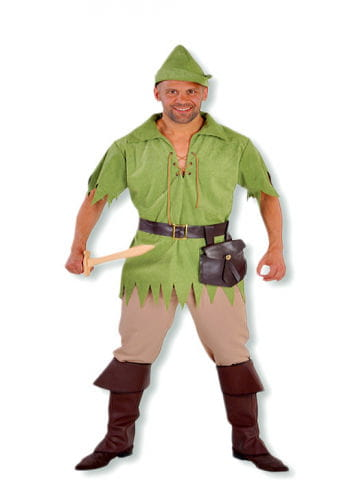 Robin Wood costume PS