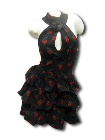 Rockabilly Tattoo Dress Size S