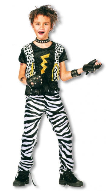 Kids Rocker Costume
