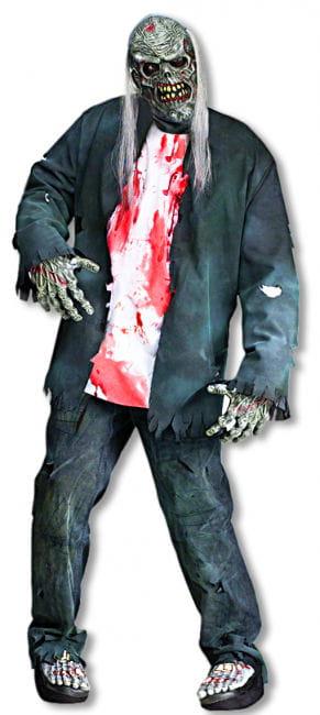 Rotted Zombie Kostüm