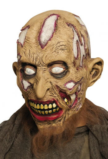 Pesticide Zombie Mask with beard