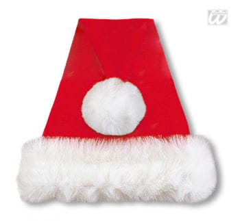 Santa Claus Plush Hat