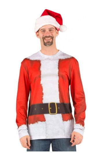 Santa Mens T-Shirt