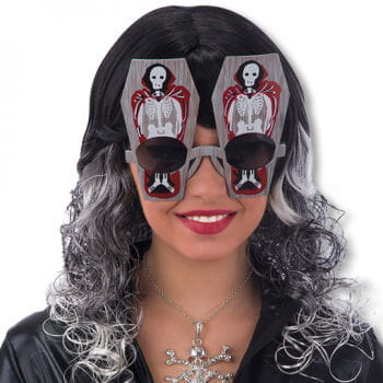 Coffin Fun Glasses