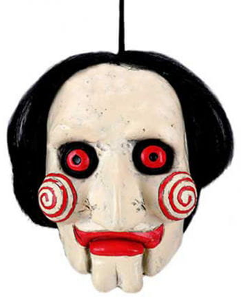 SAW Jigsaw Billy Head Hanging Decoration