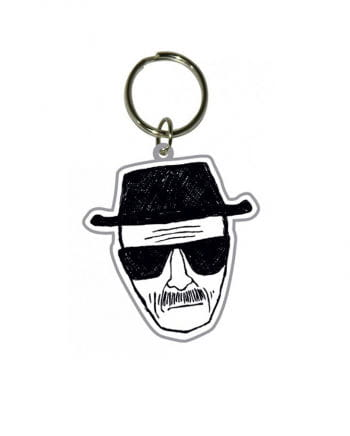 Schlüsselanhänger Heisenberg