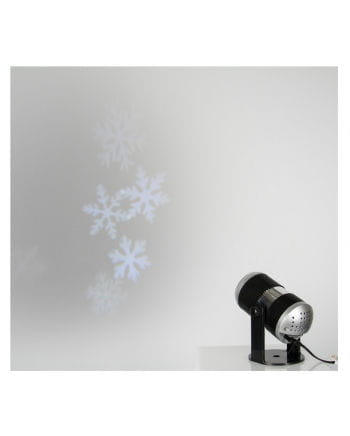 Snowflakes LED projector