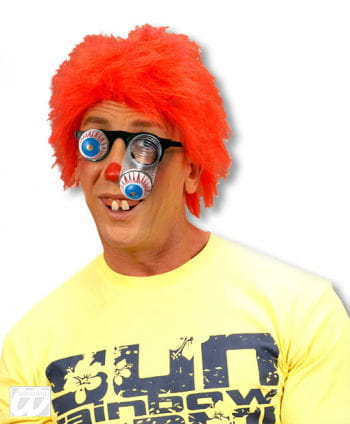 Shock joke glasses