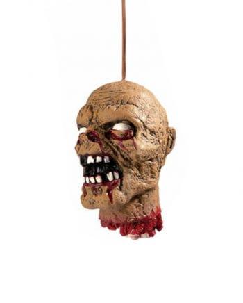 Shrunken Head Rotten Zombie