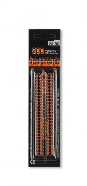 25/50 shot strip ammunition