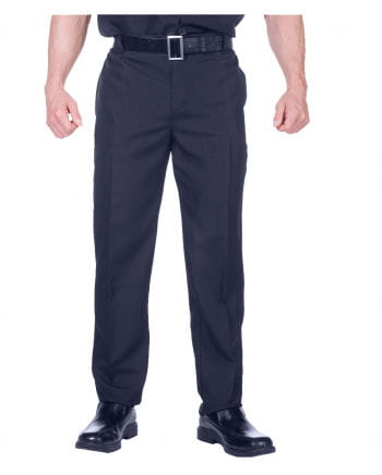 Black costume pants for men