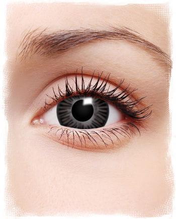 Schwarze Manga Kontaktlinsen