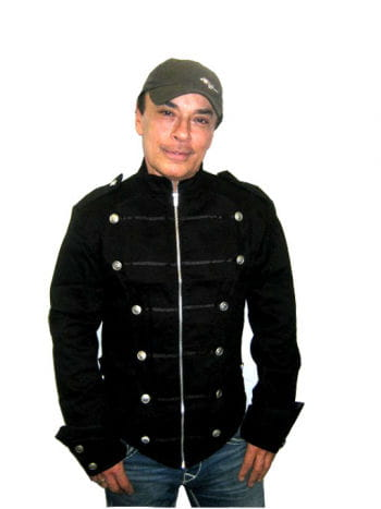 Black Uniform Jacket Extra Extra Large