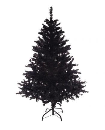 Black Christmas Tree 180 cm
