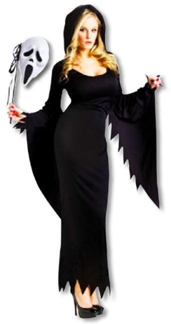 Scream Costume long for women