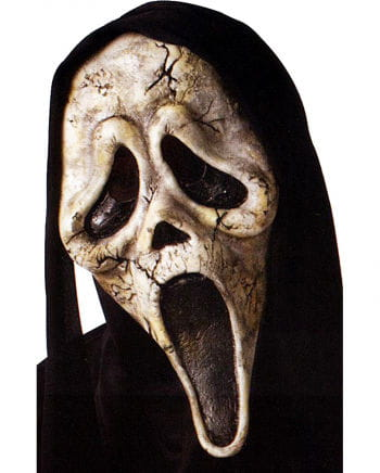 Scream Zombie Mask