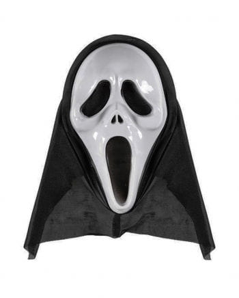 Screaming Ghost Maske
