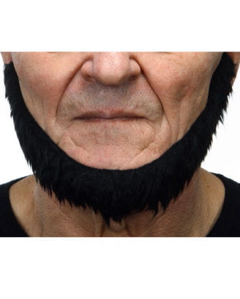 Adhesive sailors Beard black