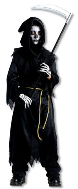 Reaper Robe Child Costume L
