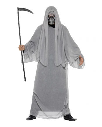 Grim Reaper Costume with half mask
