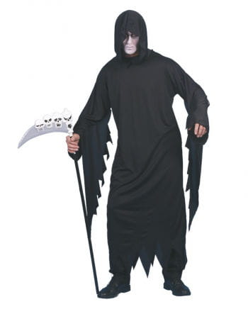 Grim Reaper costume with hood