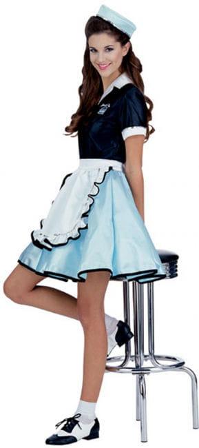 Service Girl Costume