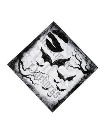 Spooky Bat Napkin