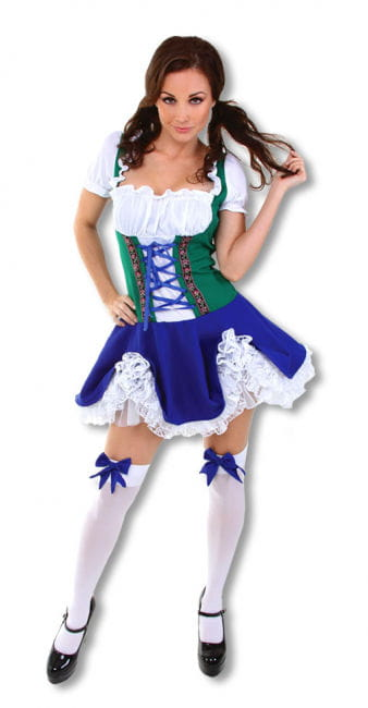 Sexy Gretel Kostüm Small