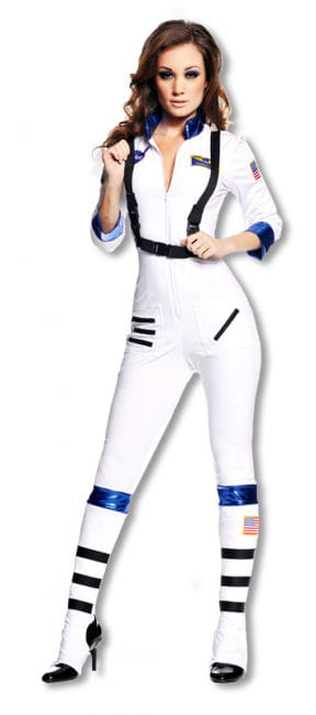 Sexy Spacegirl Catsuit S