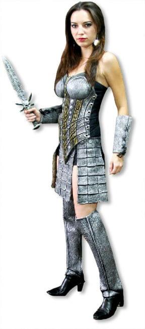 Sexy Amazonen Kostüm