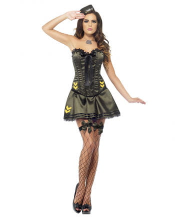 Army Damen Kostüm