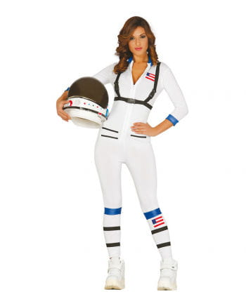 Sexy female astronaut costume