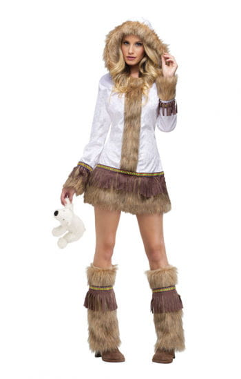 Sexy Eskimo Lady Costume
