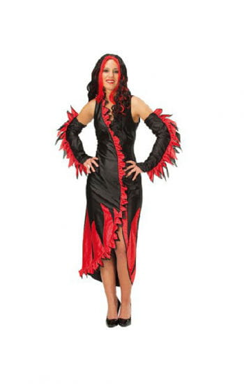 Queen of Flames Costume