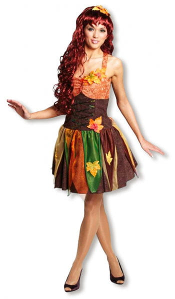 Sexy Autumn Fairy Costume