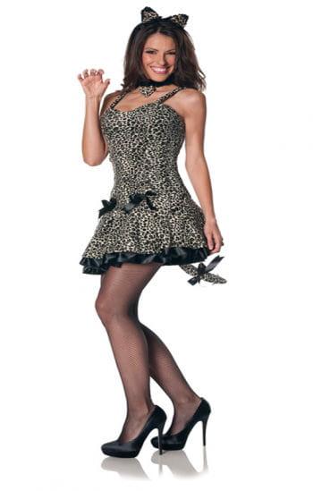 Sexy leopard dress XL