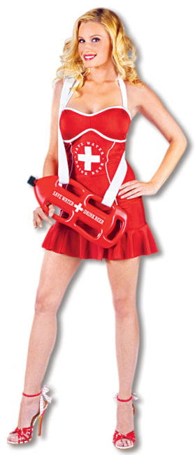 Sexy Lifeguard Costume