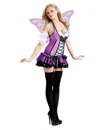 Purple fairy costume