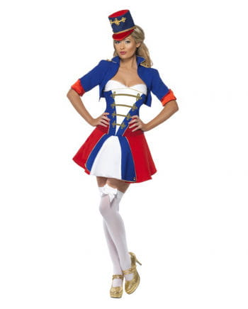 Sexy Nutcracker Ladies Costume