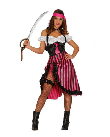 Sexy Pirate Costume pink