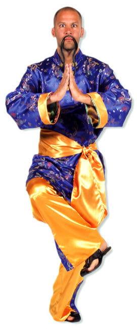 Shaolin Style Kostüm