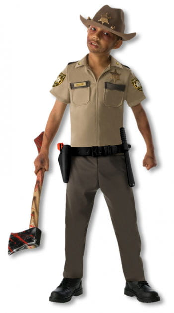 Sheriff Child Costume Rick Grimes