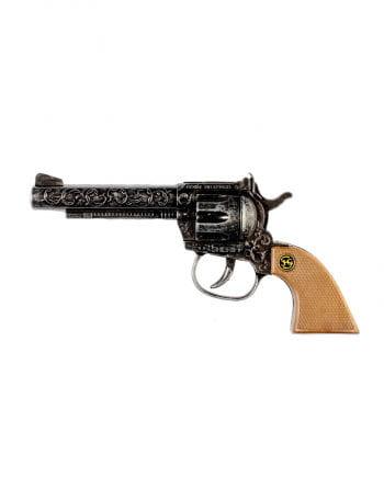 Sheriff Revolver 100 shots