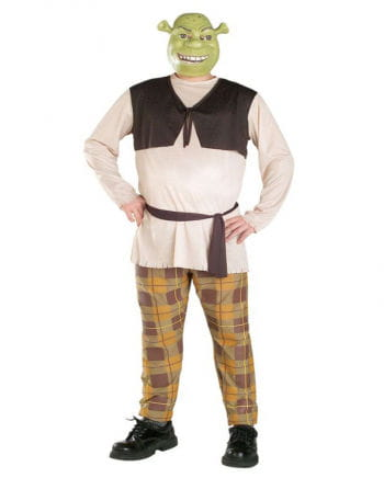 Mr. Shrek Costume Deluxe XL