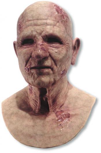 Silikon Maske Alter Vampir