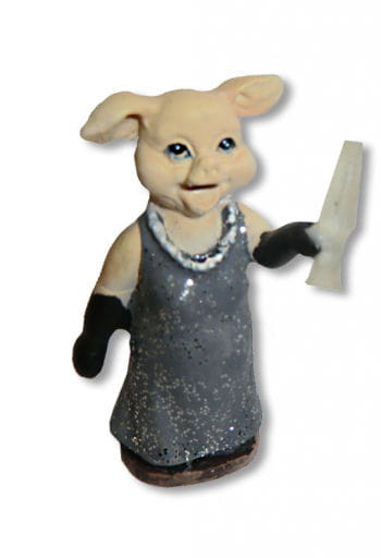 Porcellain Pig