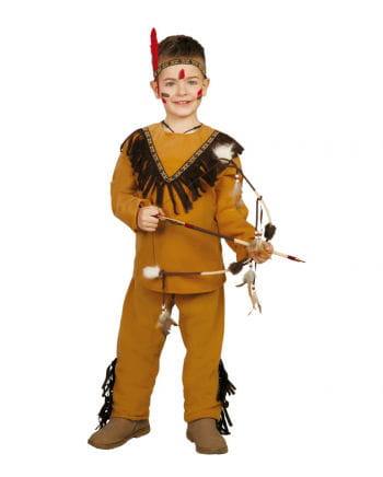 Sioux Indian boy costume