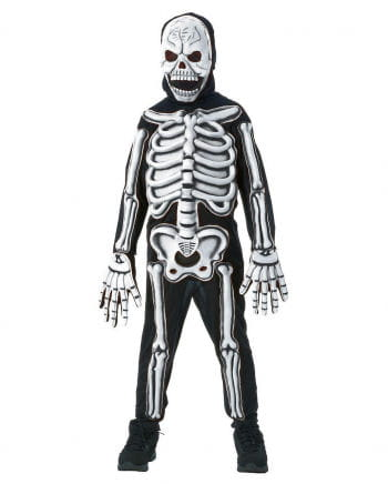 Skeleton costume 3D M